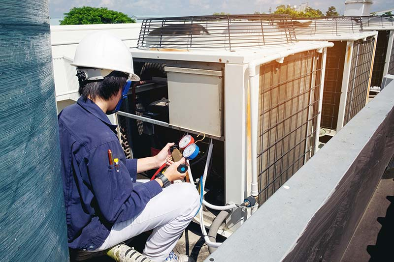 Air Maintenance